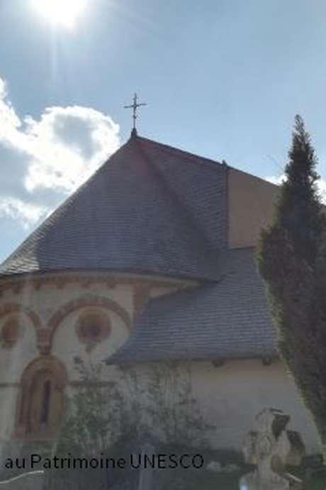 Portes ouvertes : Eglise Notre-Dame et Saint-Laurent de Jézeau