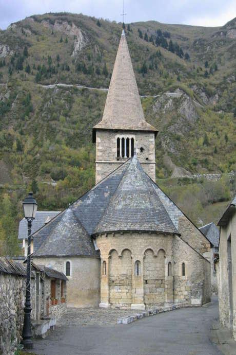 Ouverture de l'église de Vielle-Aure