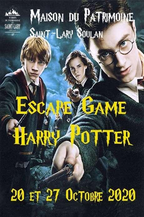 Escape Game Harry Potter