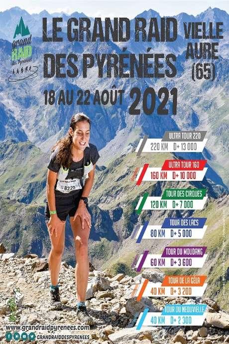 Le grand raid des Pyrénées : Tour du Neouvielle