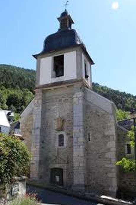 Visite des églises peintes de montagne