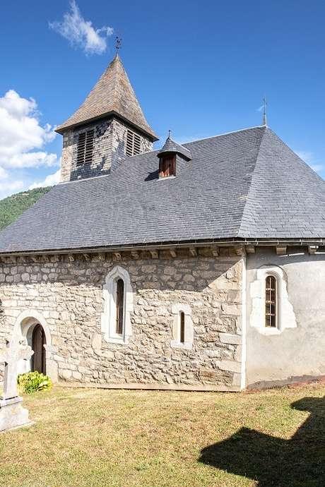 Ouverture de l'église de Grézian