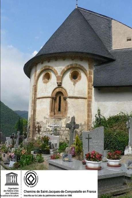 Visite-découverte: L'église de Jezeau