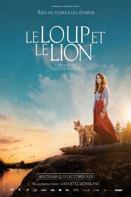 """Cinéma """"Le loup et le lion"""""""