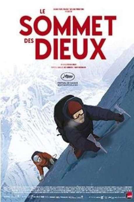 """Cinéma """"Le sommet des dieux"""""""