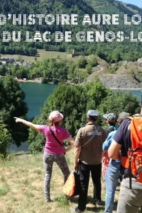 Visite-découverte : le lac de Génos Loudenvielle