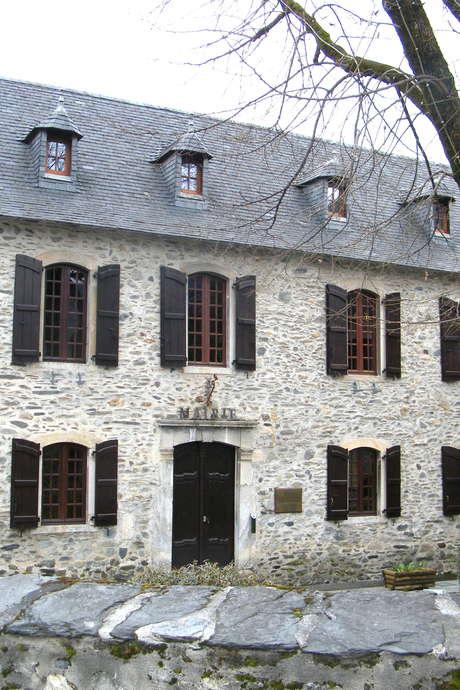 Visite guidée de Saint-Lary