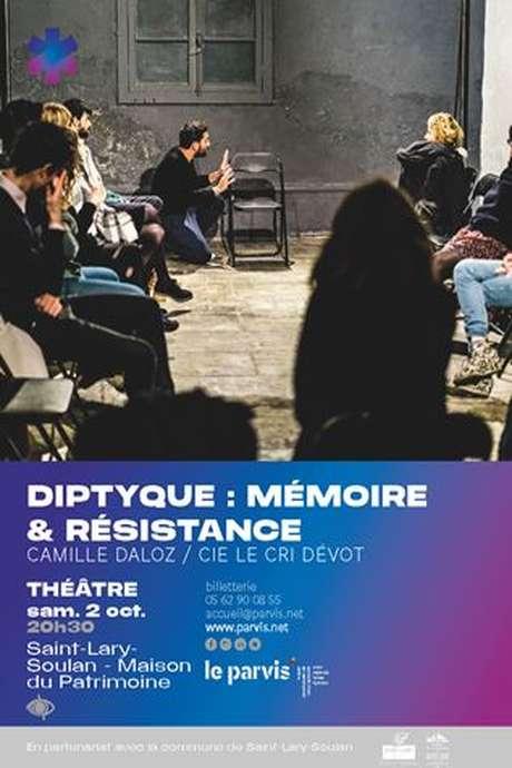 """Théatre """"Mémoire et Résistance"""""""