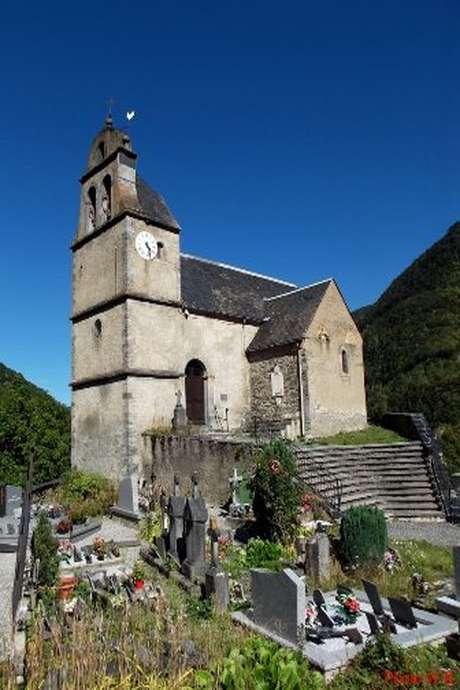 Visite des églises sur les chemins de St Jacques de Compostelle