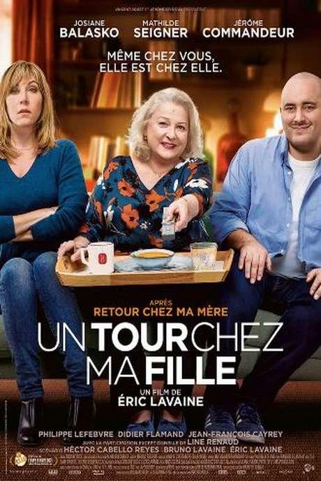 """Cinéma """"Un tour chez ma fille"""""""