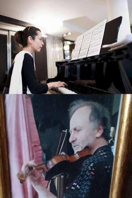 Concert avec Anne-Gabrielle Cazenave et Zaza Pourtzeladze
