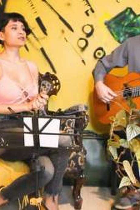 Concert Damla Deli & Quentin Buffier