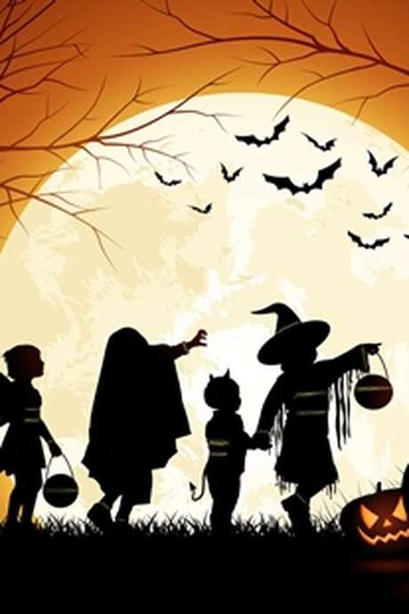 La Maison du Patrimoine fête Halloween.