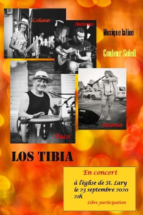 Concert Los Tibia