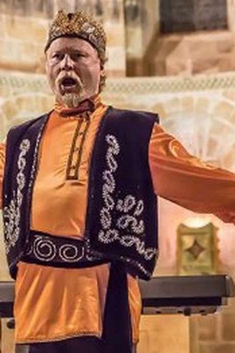 Concert le chanteur russe Valery Orlov