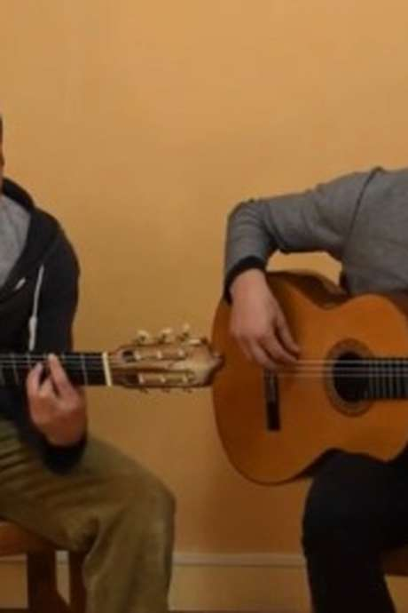 Concert Duo Flamenco Stosa