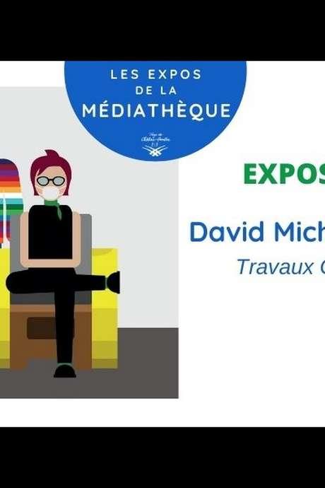 DAVID MICHAEL CLARK : TRAVAUX GRAPHIQUES
