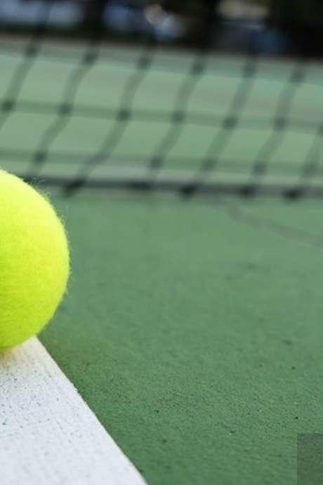 Tournoi de tennis estival