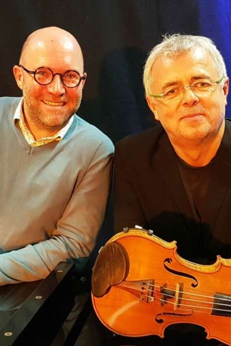 Tribute to Stéphane Grappelli - Ronan Pinc et Fabien Robbe