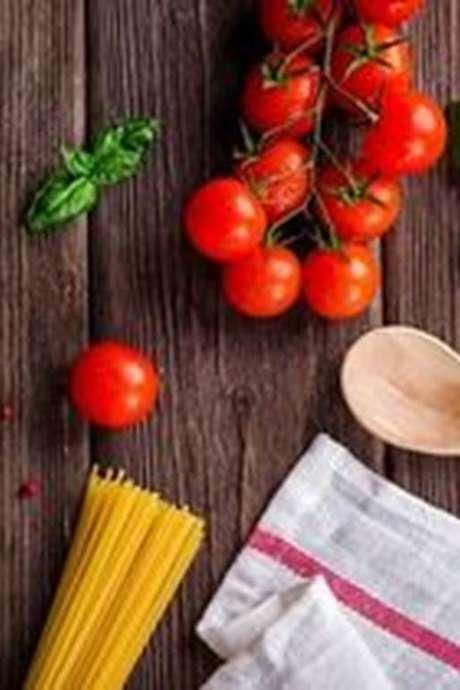 Marché gourmand italien