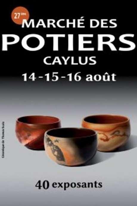Marché des Potiers -  27ème édition