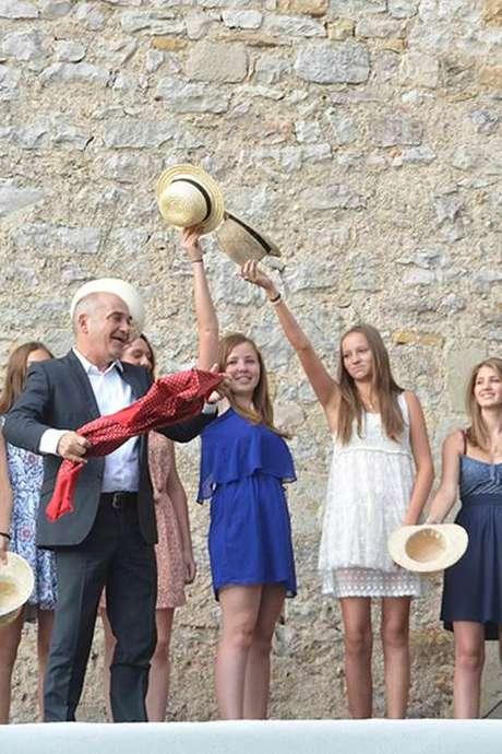Ouverture du 25ème Festival des Châteaux de Bruniquel