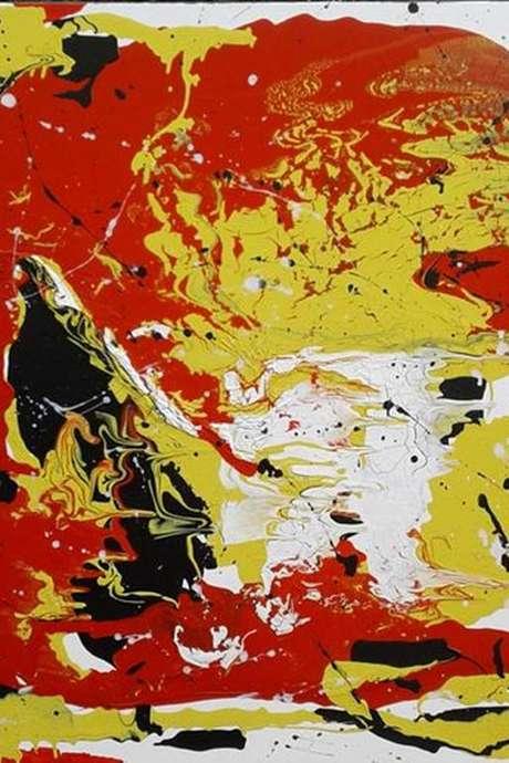 Exposition de peinture de Michel Combalbert