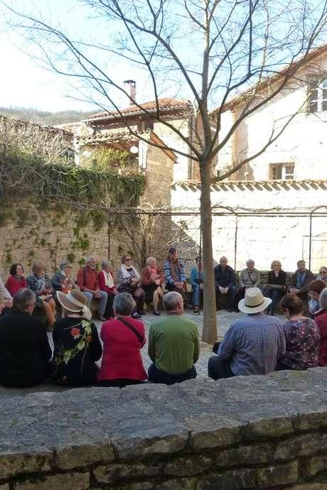 Visites éclair à St-Antonin - Journées Européennes du Patrimoine