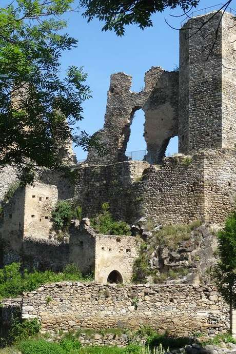 Castillo de Usson