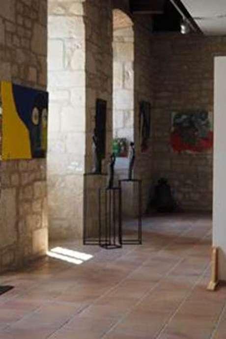 Visites commentées du Salon d'art contemporain