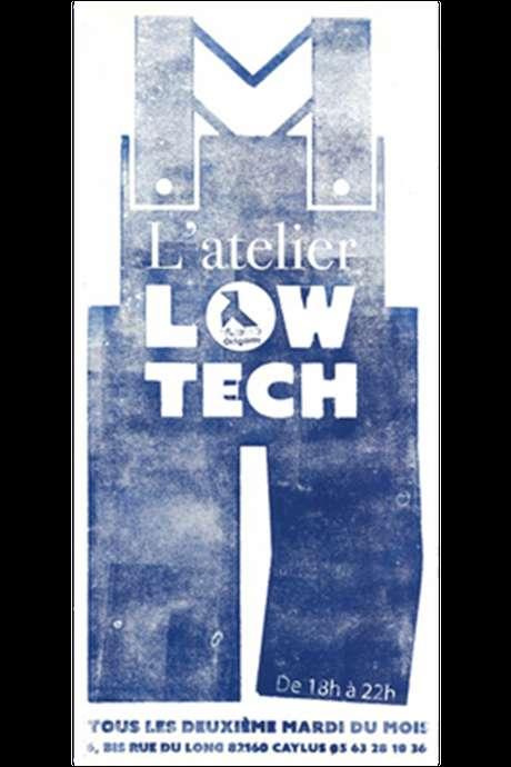 Atelier Low Tech  - 8 décembre  2020