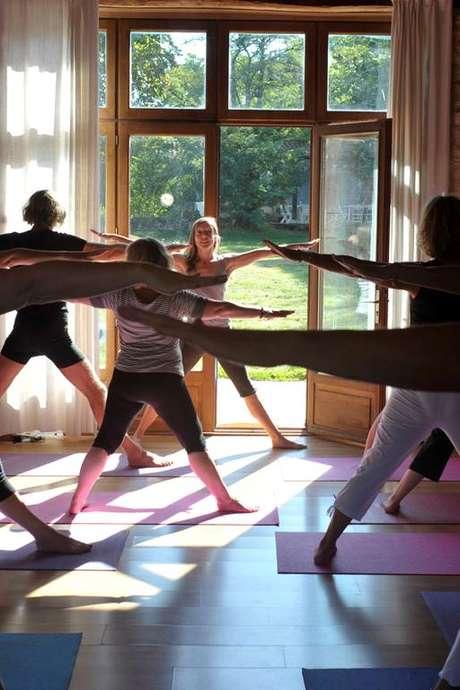 Stage Yoga La Roane Samedi 8-15 août