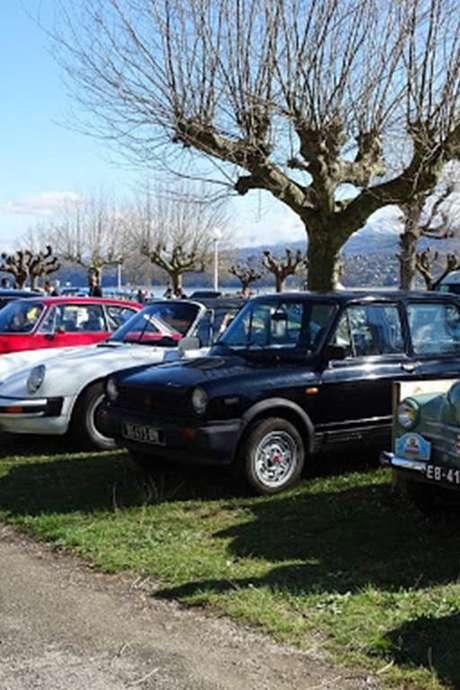 6ème rassemblement de véhicules anciens