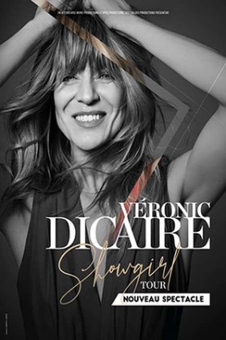 VÉRONIC DICAIRE – SHOWGIRL TOUR