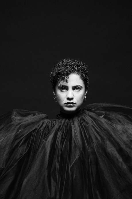 THE TUNIS DIARIES  // EMEL MATHLOUTHI // MUSIQUE-VOIX