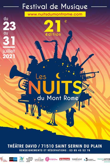 Les Nuits du Mont Rome - 21ème édition