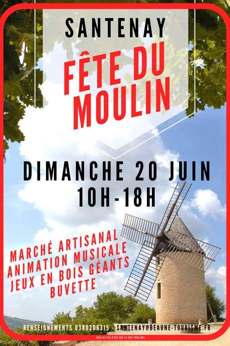 Fête du Moulin de Santenay