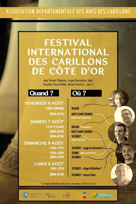 Festival des Carillons de Côte d'Or