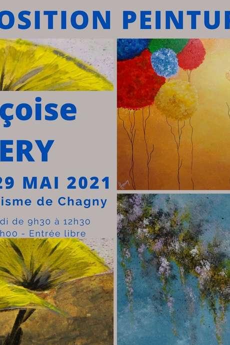 Exposition de Peintures de Françoise EMERY
