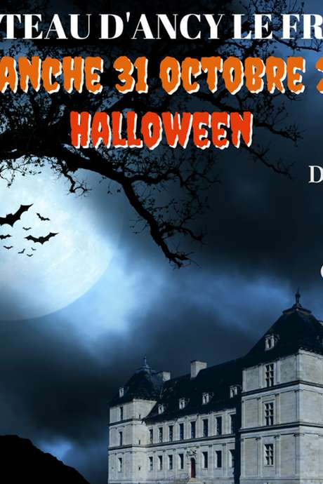 Halloween au Château d'Ancy