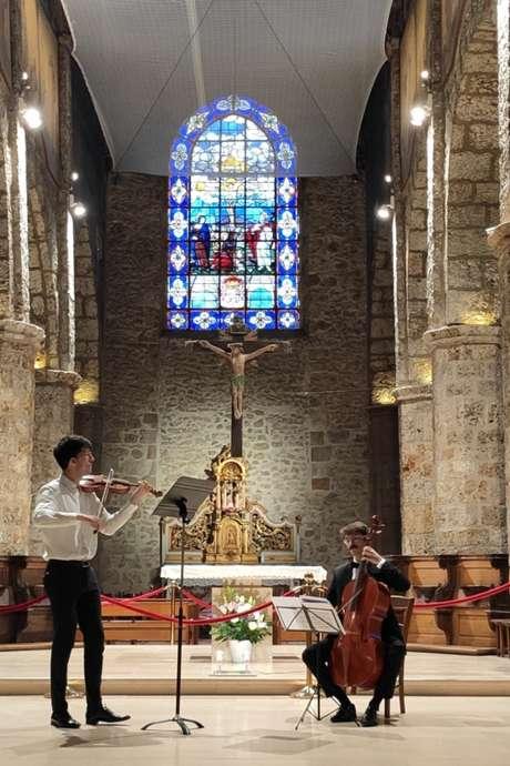 """Concert """"A Violino solo e Violoncello"""""""