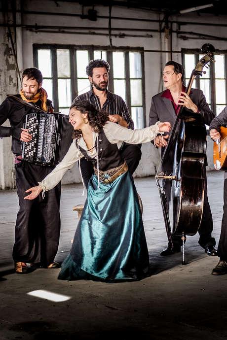 Festival Beaune Vibrations : Barcelona Gipsy Balkan Orchestra en concert à La Lanterne Magique