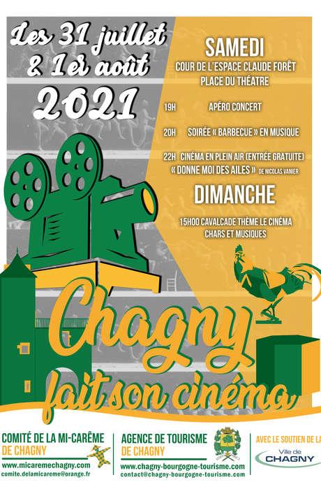 Chagny fait son cinéma