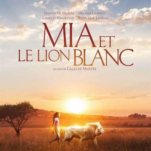 Cinéma de plein-air Mia et le lion blanc - NOUVEAU
