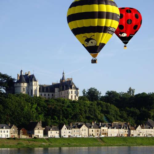 Aérocom montgolfière