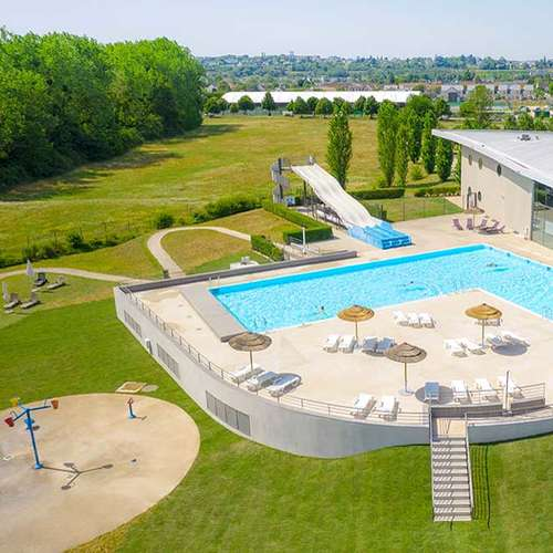 Centre Aquatique Agl'eau