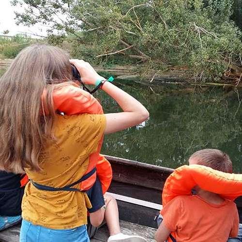 Mon voyage sur la Loire en bateau traditionnel