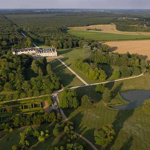 Parc et Château de Beauregard