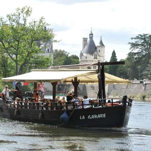 Chenonceaux en Bateaux - La Bélandre