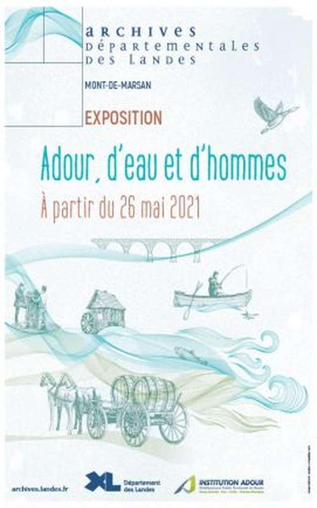 Exposition - Adour, d'eau et d'hommes